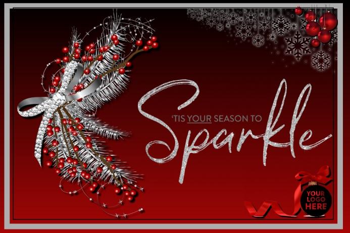 Tis your season to sparkle