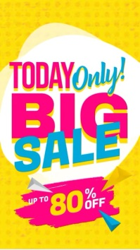Today Only Big Sale Digital Display HD