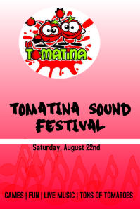 Customizable Design Templates for Music Festival Poster Template ...