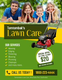 Tomtombak's Lawn care Services