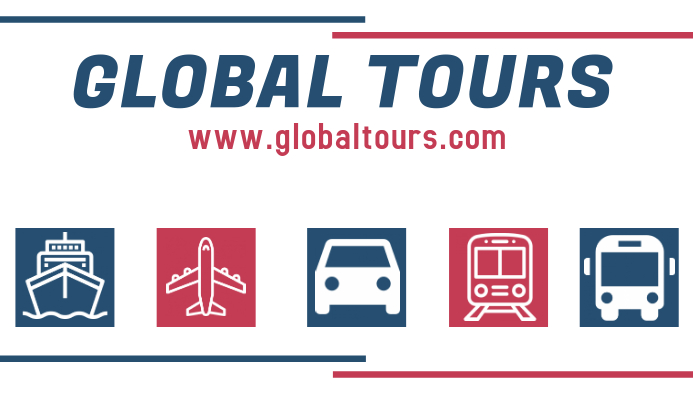 Tour Company Business card