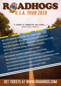 Tour Dates A5