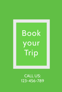 tour services flyer,small business flyer
