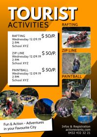 Tourist Tourism Offer Activity Events Group