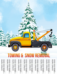 Towing and Snow Removal