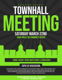 townhall meeting