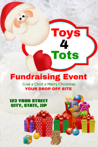 Toy 4 Tots Template
