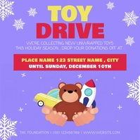toy drive christmas fundraising