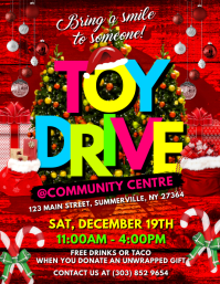 460+ Customizable Design Templates for Toy Drive ...