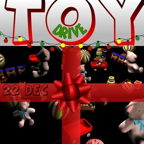TOY DRIVE TEMPLATE SOCIAL MEDIA