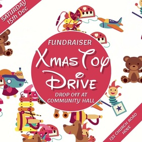 Toy Drive Video Template
