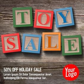 Toy Sale Wooden Cubes