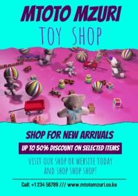 Toy Shop Ad
