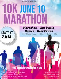 10K Marathon Fundraiser