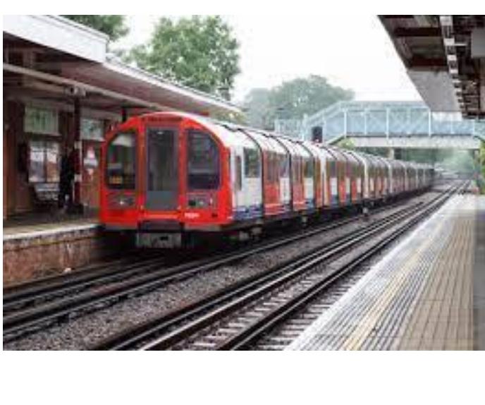 train Persegi Panjang Besar template