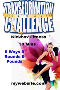 Transform Challenge Kickbox Fitness