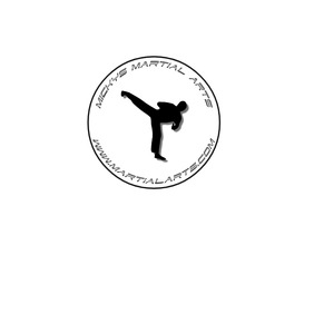 Transparent Logo for Martial Arts