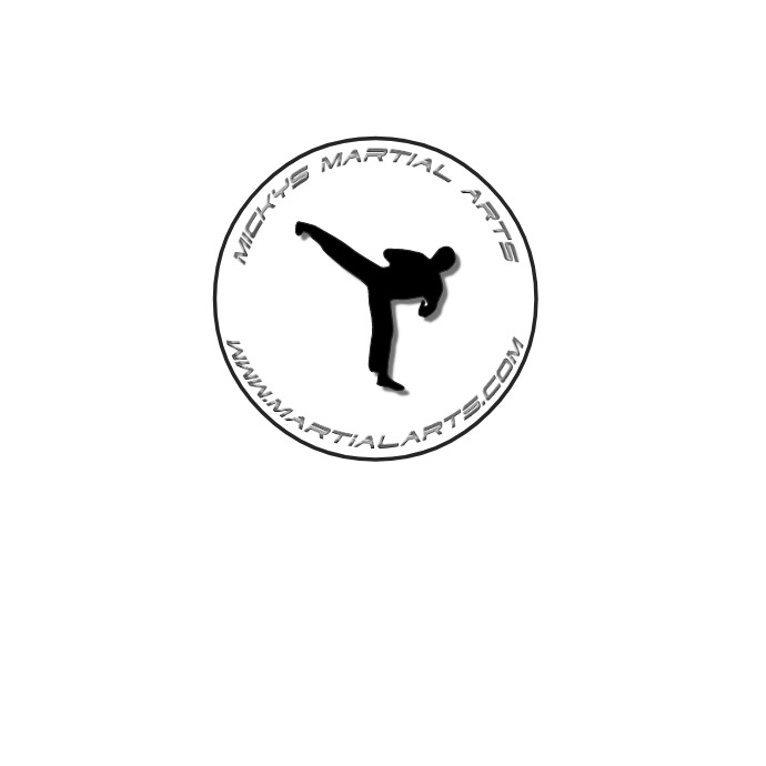Transparent Logo for Martial Arts