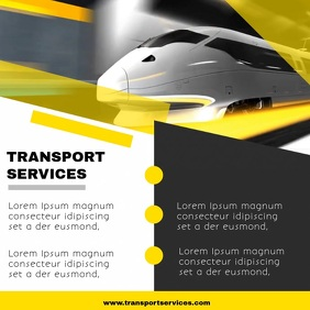 TRANSPORT SERVICES FLYER