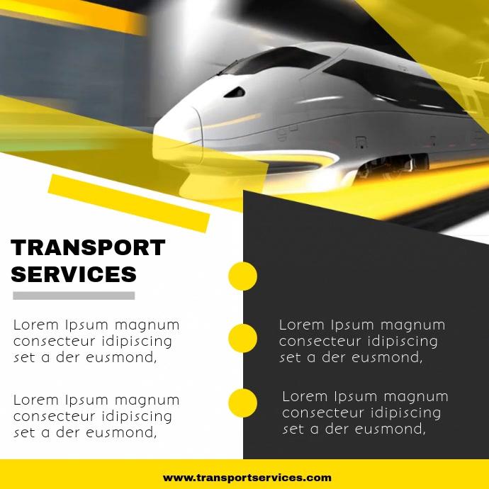 TRANSPORT SERVICES FLYER