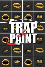 Trap & Paint Backdrop