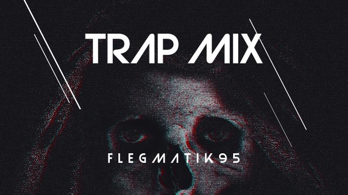 Trap Mix Skull Youtube Thumbnail