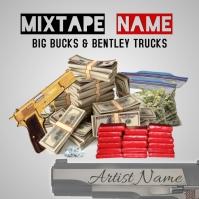 Trap Mixtape/Album Cover