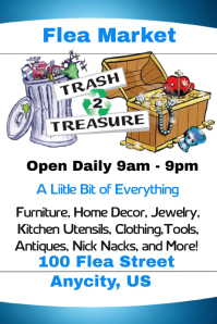 Trash to Treasure Flea Market