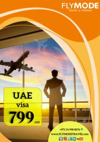 Travel & Tourism UAE visa