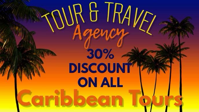 Travel Agency Digital Template
