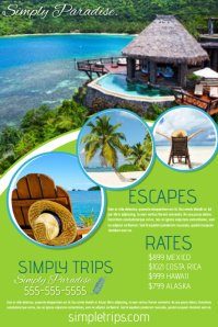Customizable Design Templates For Travel Agency Postermywall