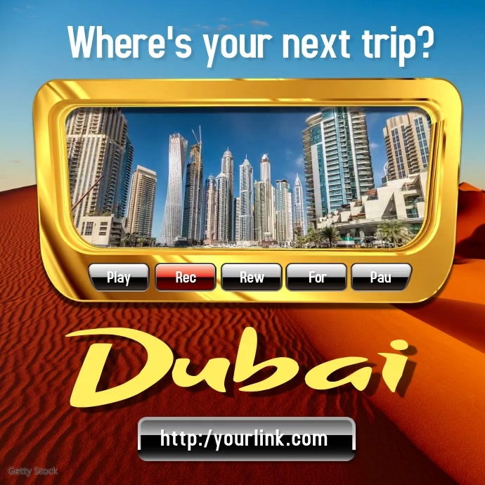 Travel Agency Video Advert