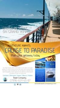 Travel Agency Video Advert