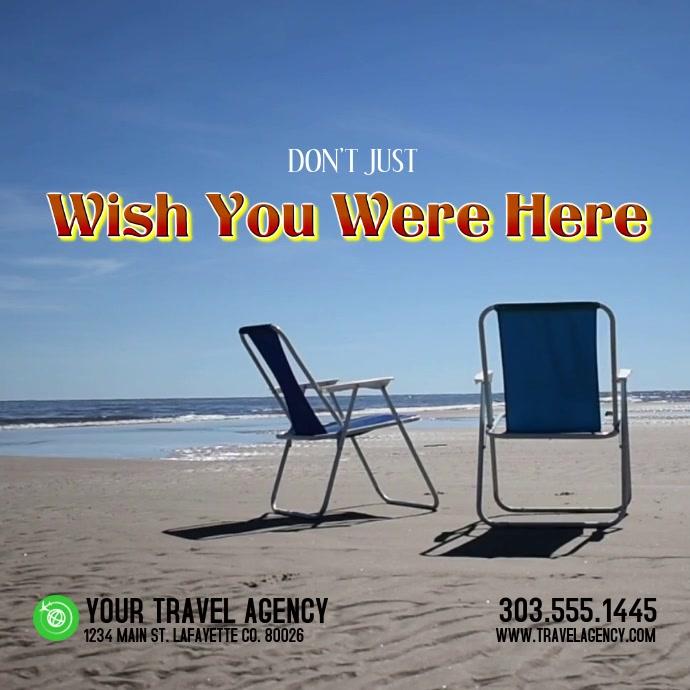 Travel Agency Video