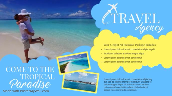 Travel Agency Video Template