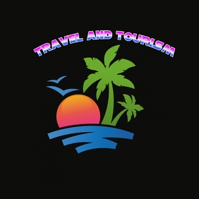 travel and tourism Logo template