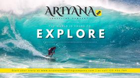 Travel Branding Image Display Template