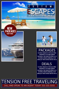 Travel Flyer
