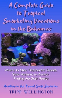 Travel Guide Bahamas Snorkeling Kindle Video Kindle/Book Covers template