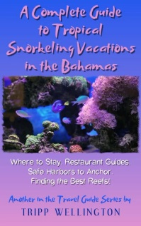 Travel Guide Bahamas Snorkeling Kindle Video template