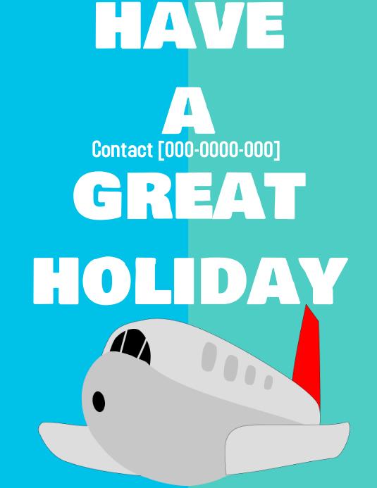 Travel Light Poster