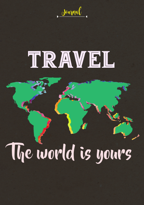 Travel Notebook Cover
