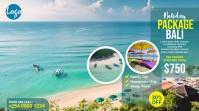 Travel Package Social Media Post