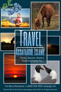 Travel to Assateague Island