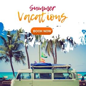 Travel - tours instagram banner