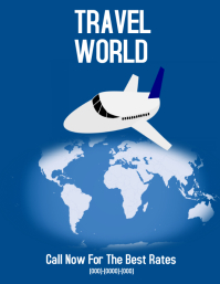 Travel World poster