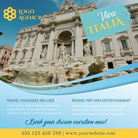 Travel Your Video Template