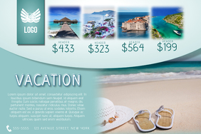 Customizable Design Templates for Travel Agency | PosterMyWall