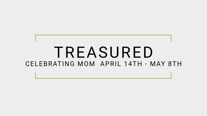 Treasured Digitalanzeige (16:9) template