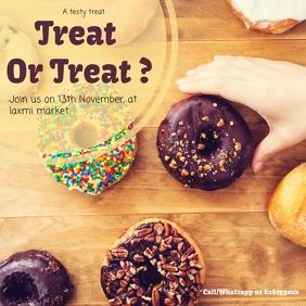 treat or treat